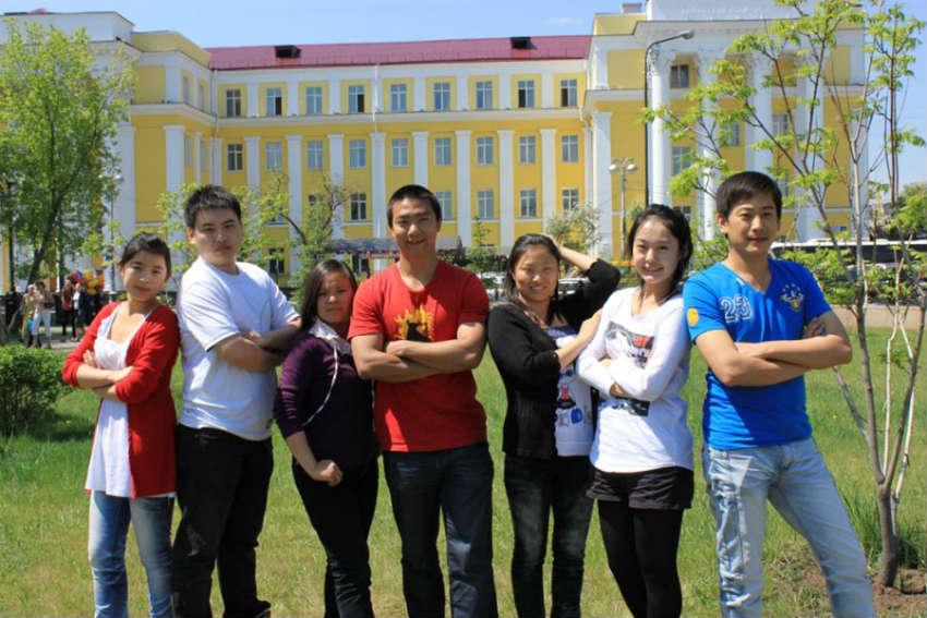 Учеба в ИГУ в Иркутске
