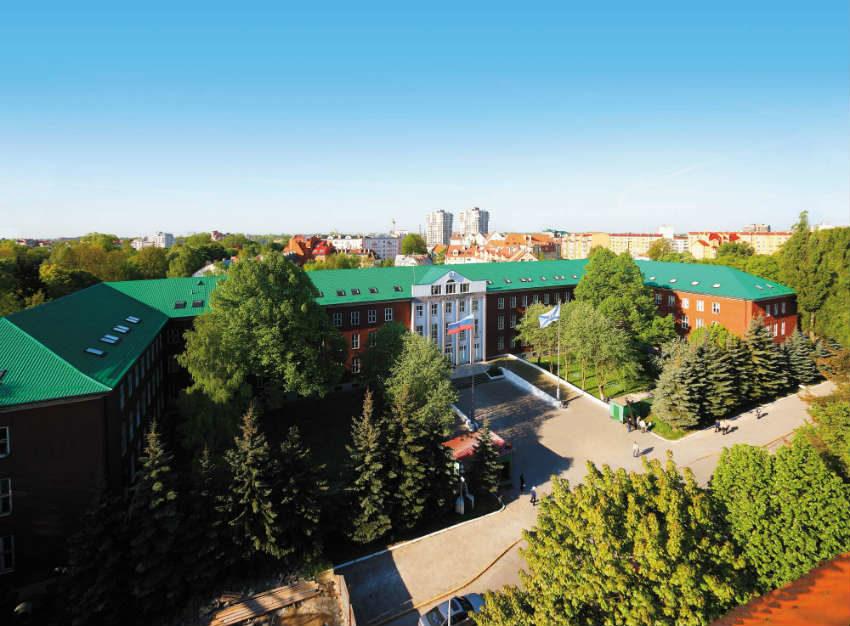 БГАРФ в Калининграде