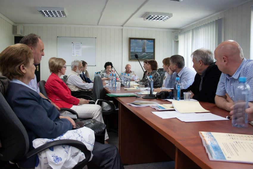 Балтийский центр морского профессионального образования в БГАРФ