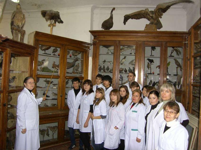 Факультет биотехнологии и стандартизации