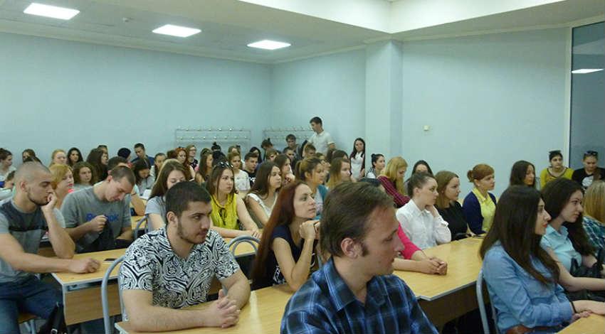 Факультет экономики и управления в ЮИМ в г. Краснодаре