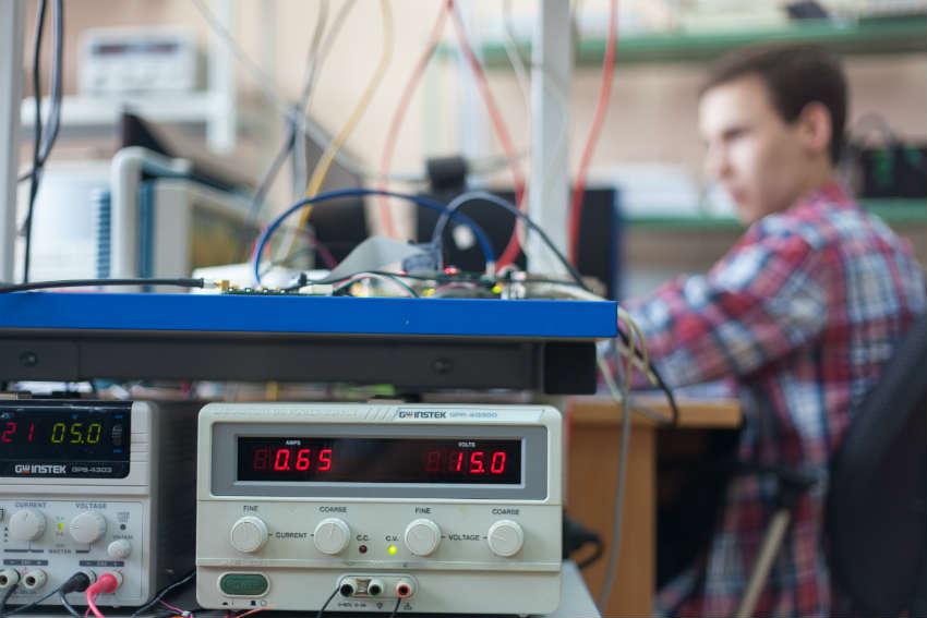 Факультет СФУ в городе Красноярске - Институт инженерной физики и радиоэлектроники