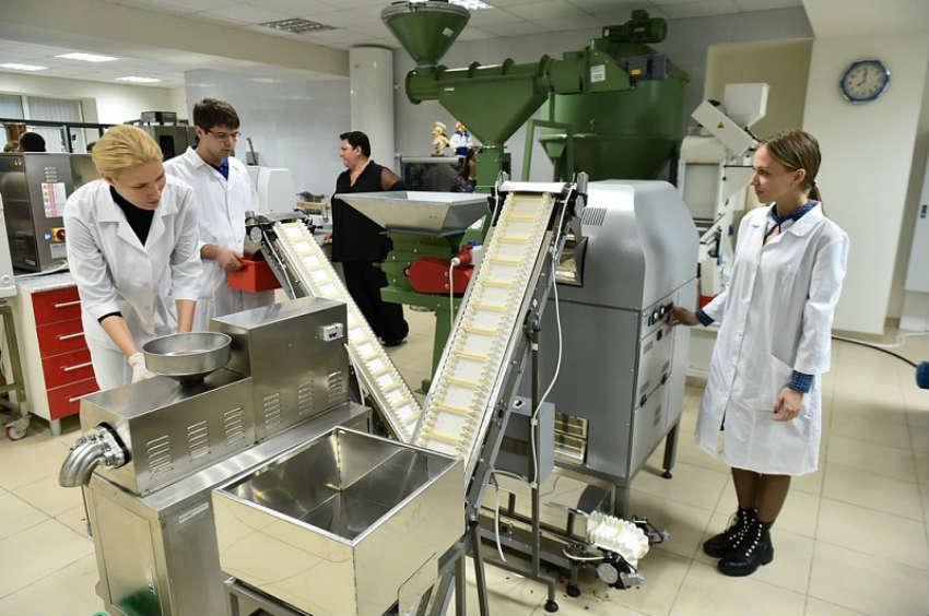 Институт пищевой и перерабатывающей промышленности в КубГТУ в Краснодаре