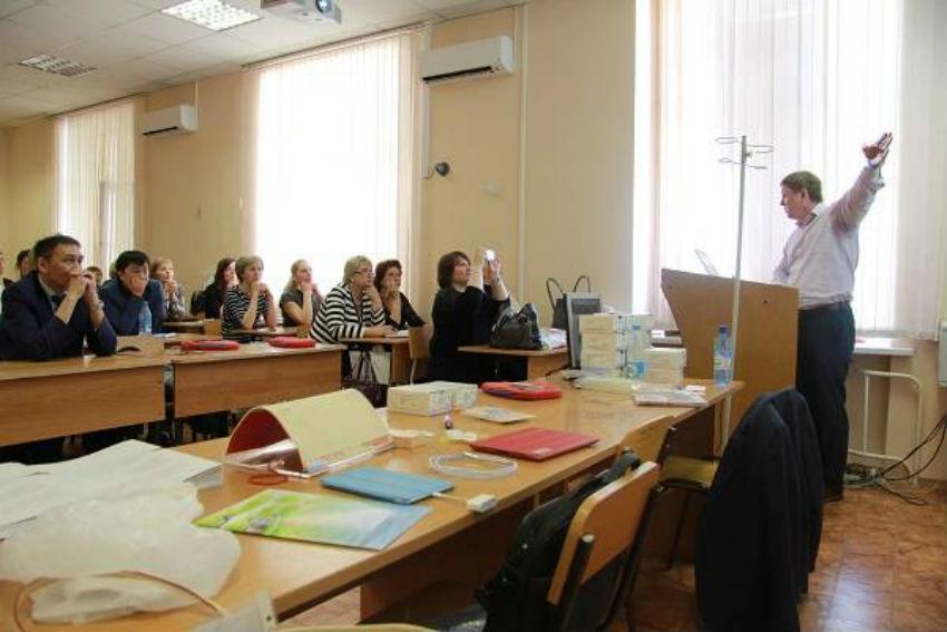 КрасГМУ в Красноярске - Институт последипломного образования
