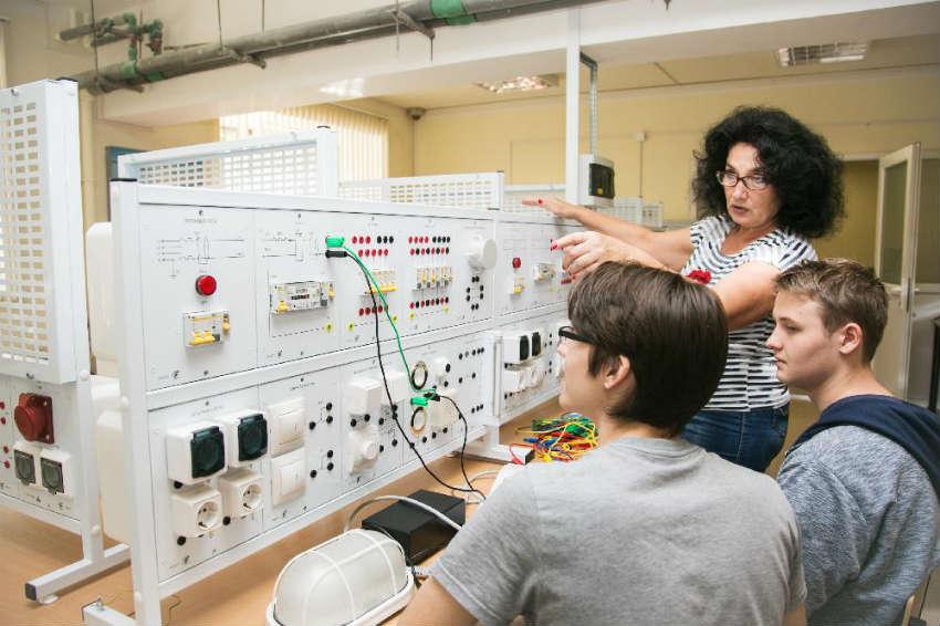 Инженерно-технический институт в БФУ Канта