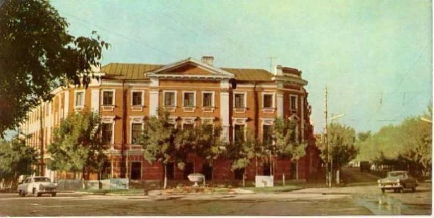 История университета КГУ в Калуге