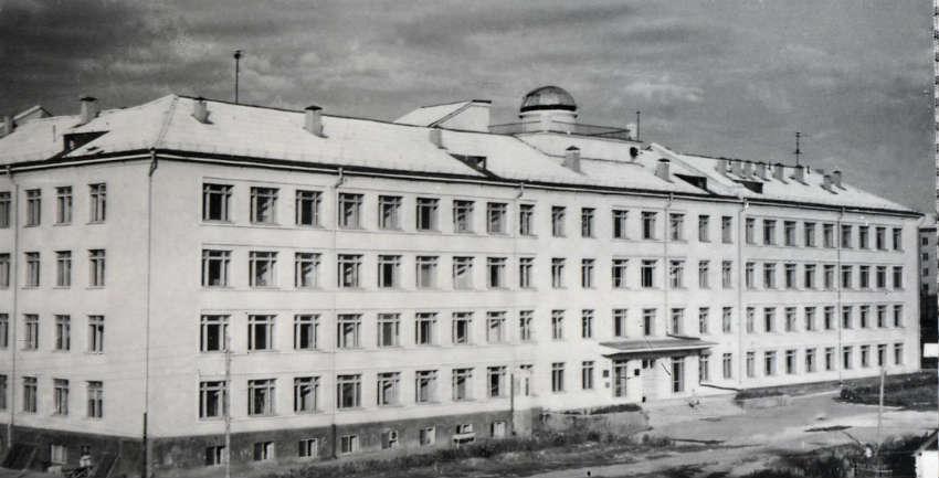 История КемГУ в Кемерово