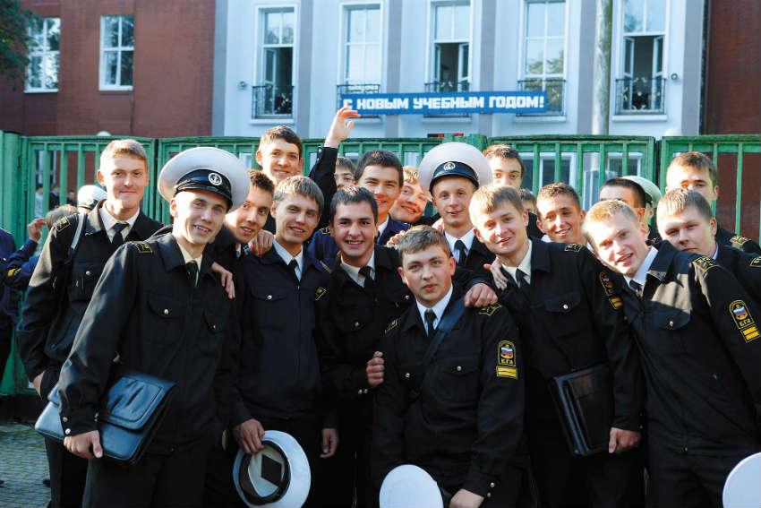 История академии БГАРФ в г Калининграде
