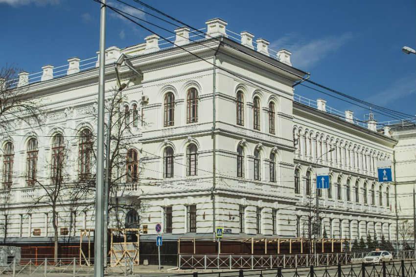 Университет КГАУ в Казани