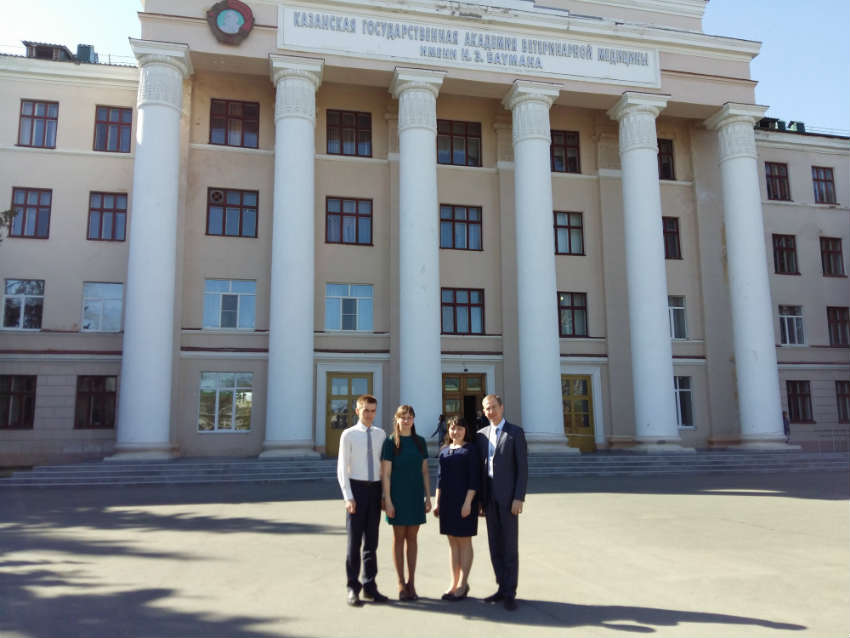 КГАВМ имени Баумана в Казани