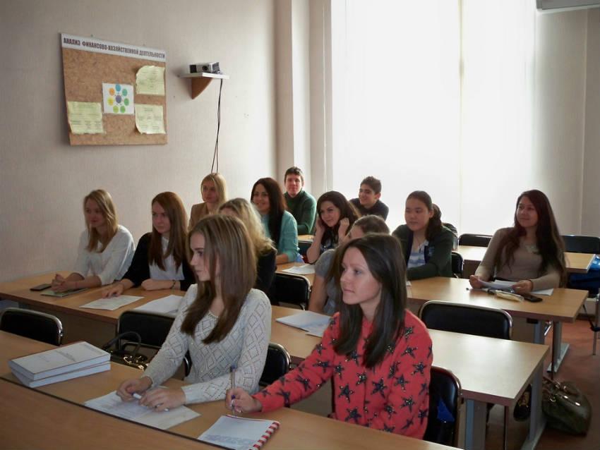 Кафедра «Экономики и менеджмента» КИУ в г. Калининграде