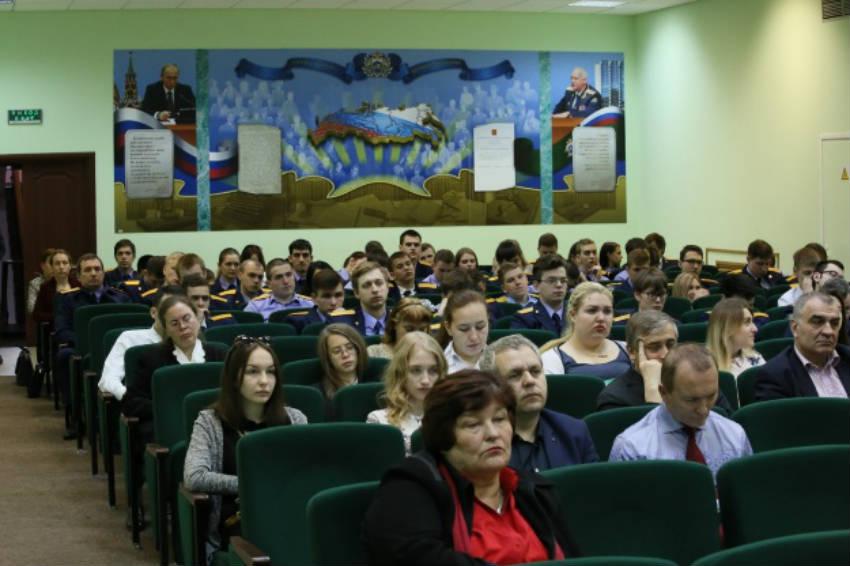 Кафедра правовых дисциплин в Калининградском институте управления