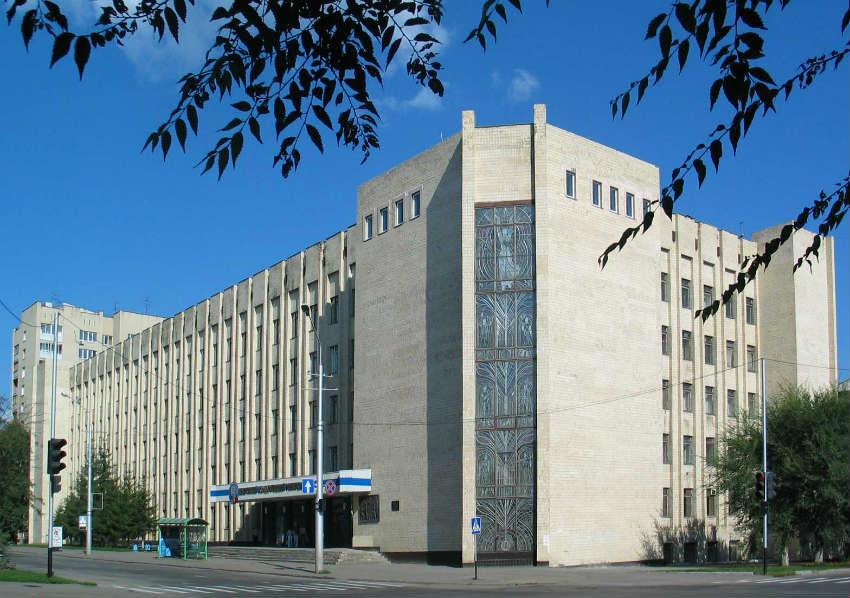 КемГУ - в Кемерово