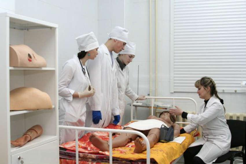 Медико-профилактический факультет в КемГМУ в городе Кемерово