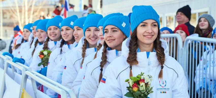 Факультет спорта в СФУ в Красноярске