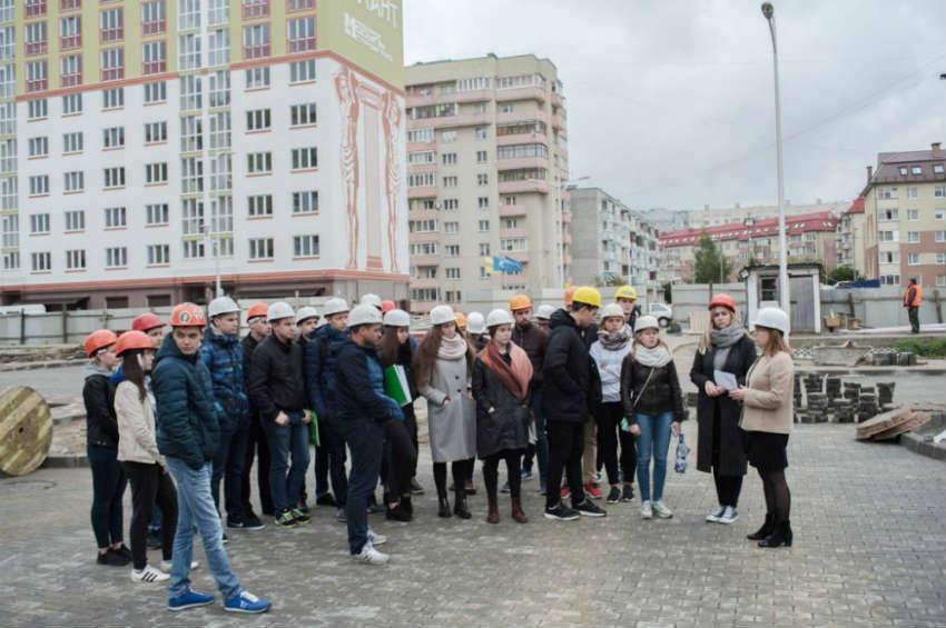 Строительный факультет КГТУ в городе Калининграде