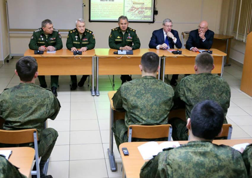 Факультет СФУ - Военно-инженерный институт