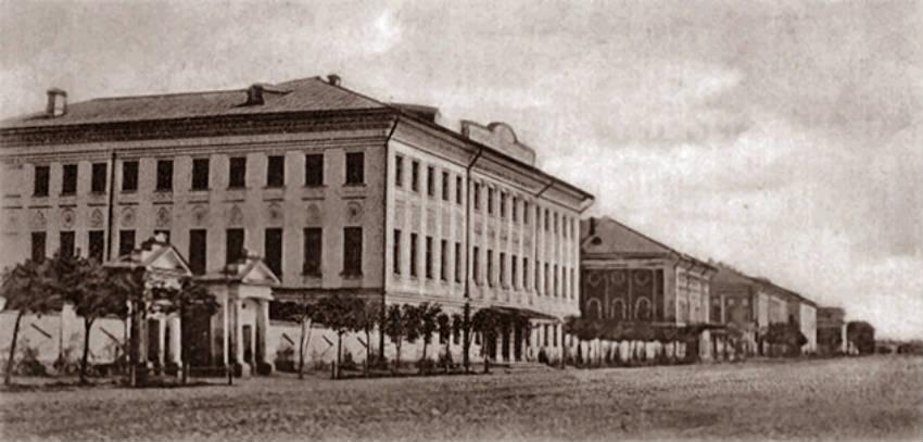история КГУ в Костроме