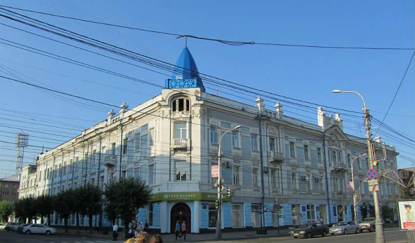 КрасГАУ в Красноярске