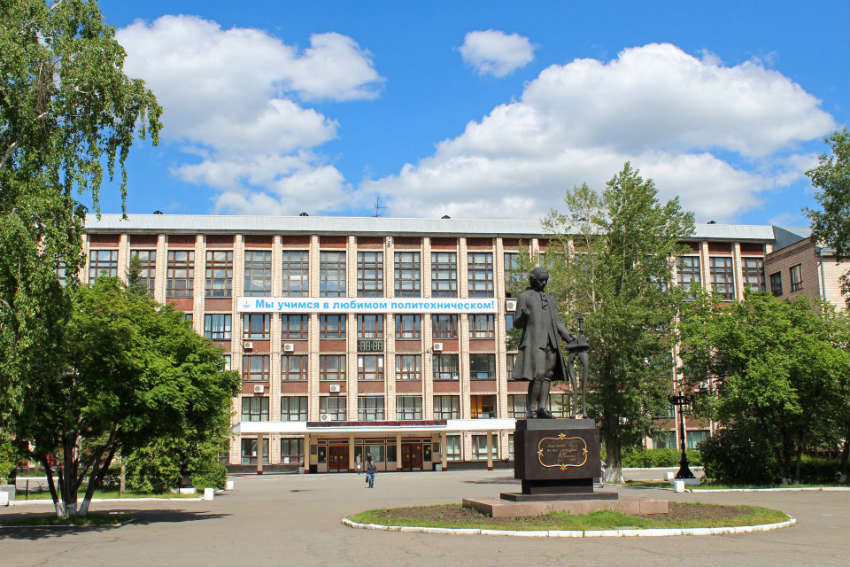 Университет АлтГТУ в Барнауле