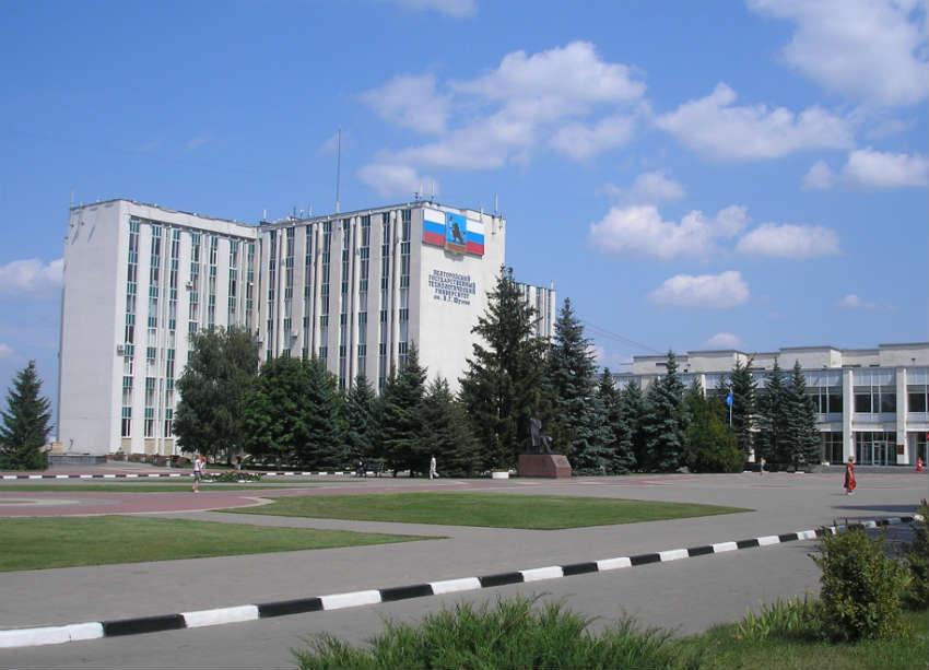 БГТУ в Белгороде