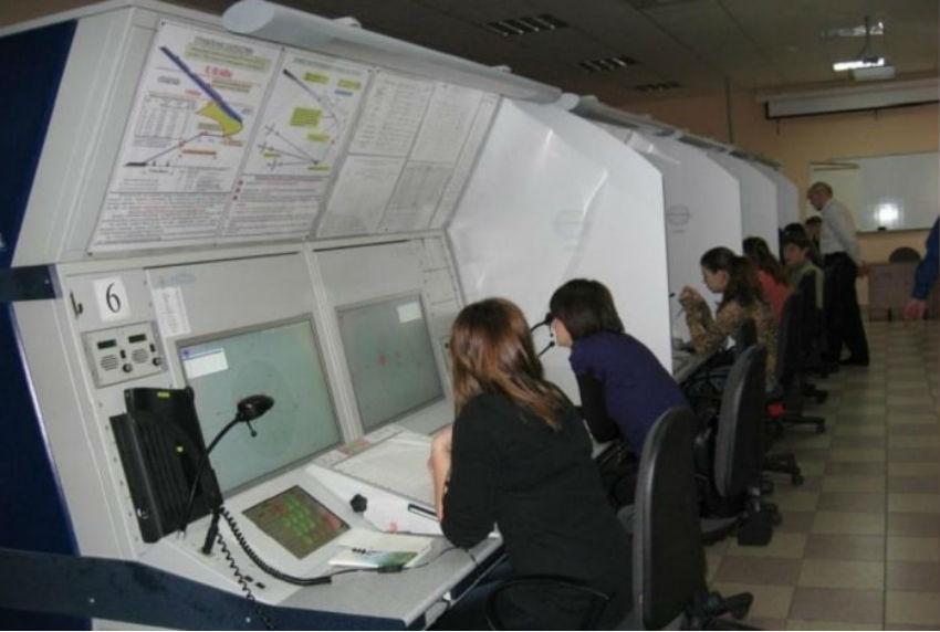Факультет в Красноярском филиале СПбГУГА в Красноярске - «Управление воздушным движением»