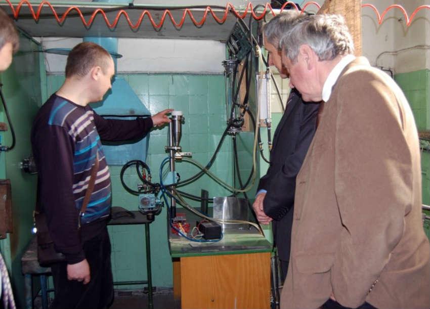 АлтГТУ в Барнауле - Факультет энергомашиностроения и автомобильного транспорта