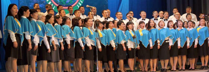 Факультет физической культуры и спорта в ТувГУ в Кызыле