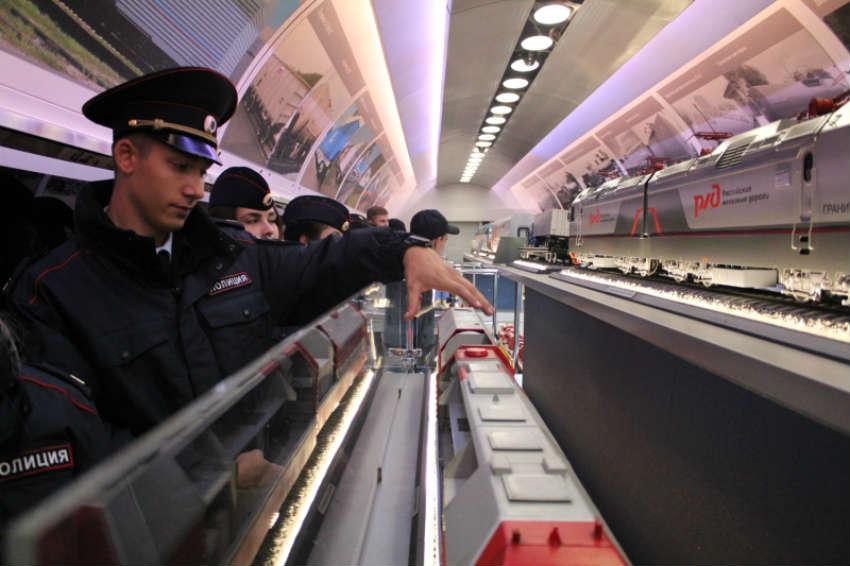 БелЮИ МВД России - Факультет обеспечения безопасности на транспорте