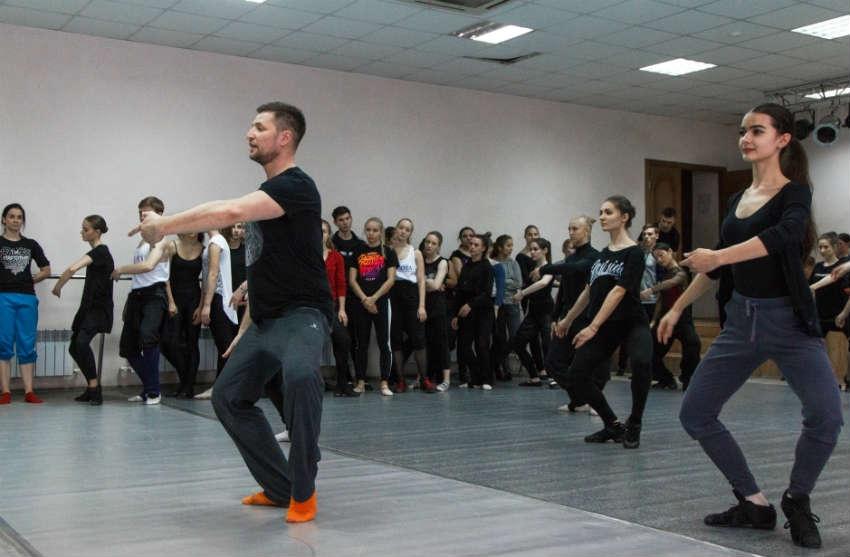 БГИИК - Факультет режиссуры, актёрского искусства и хореографии