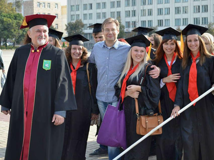 НИУ БелГУ - Факультет журналистики