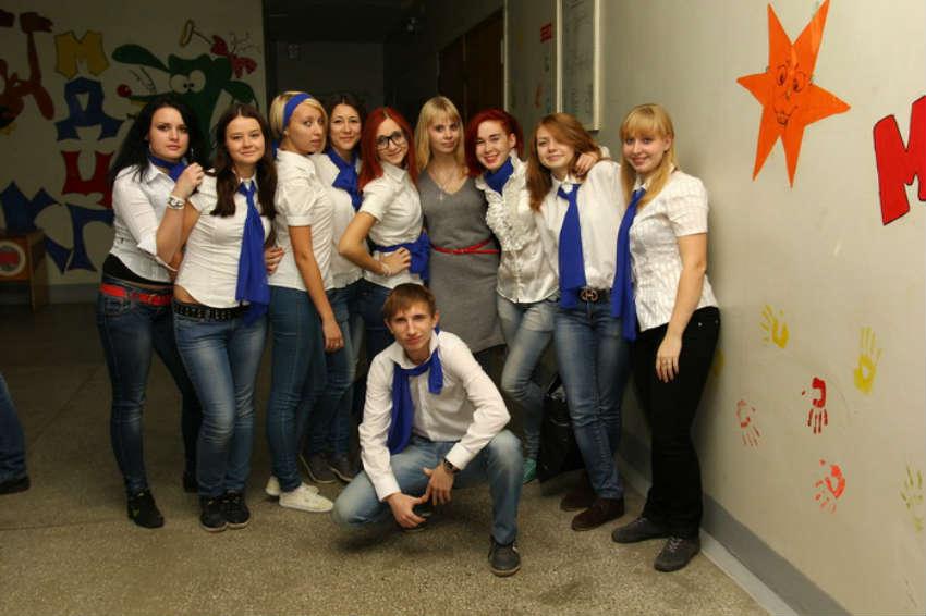 Филологический факультет в КГУ