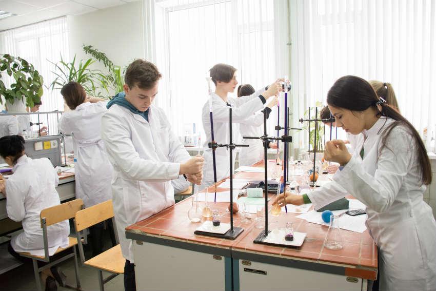 БГТУ имени В.Г. Шухова - Химико-технологический институт