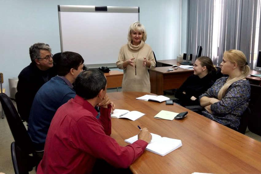 Факультет КГПУ им Астафьева - Институт дополнительного образования и повышения квалификации