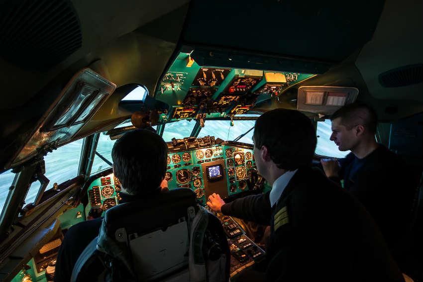Факультет СибГУ им Решетнева - Институт гражданской авиации и таможенного дела