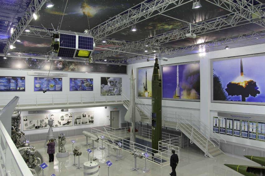 Факультет СибГУ науки и технологий в Красноярске - Институт космических исследований и высоких технологий