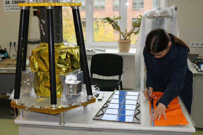 Факультет СибГУ науки и технологий им Решетнева - Институт космической техники