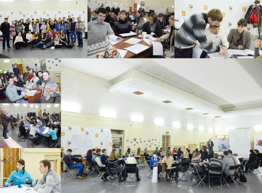 Факультет СибГУ имени Решетнева в Красноярске Инженерно-экономический институт
