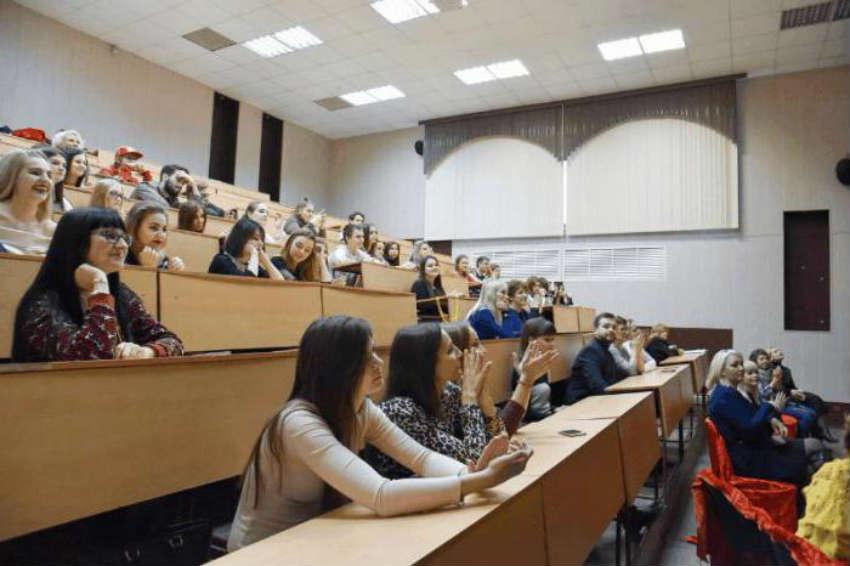 Инженерно-строительный факультет в ЛГТУ