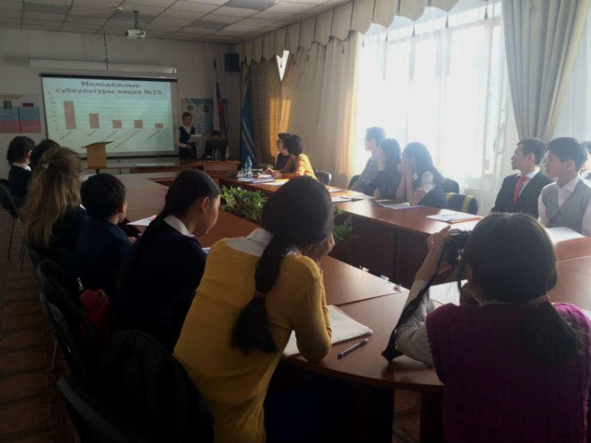 Исторический факультет в ТувГУ - город Кызыл