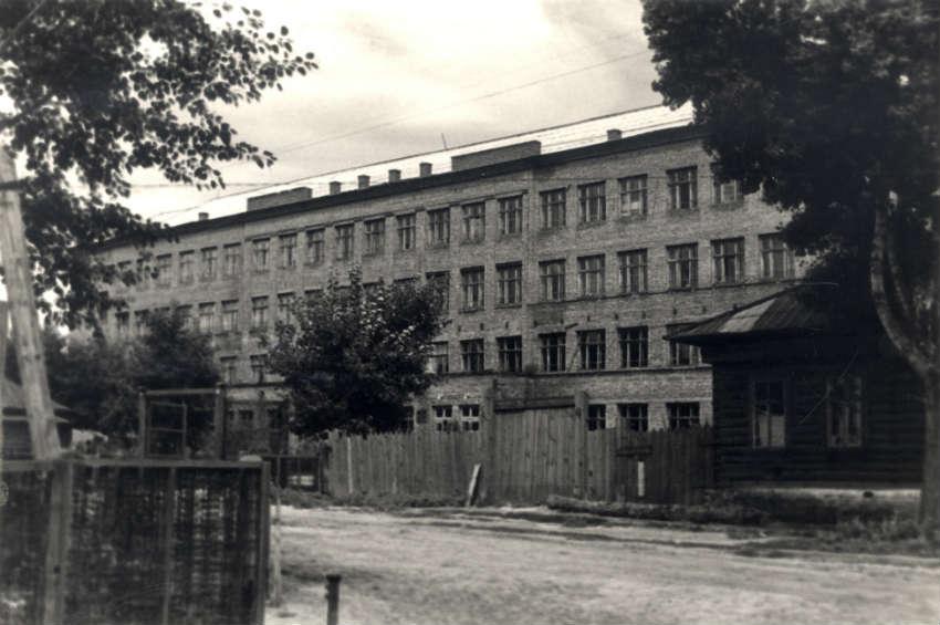 История АлтГТУ в Барнауле