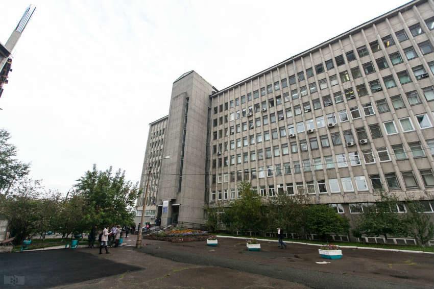 ТЭИ СФУ в Красноярске - бывший КГТЭИ