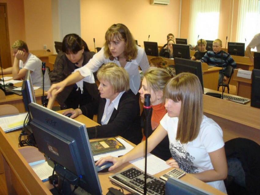 Кафедра менеджмента в ИММиФ в Липецке