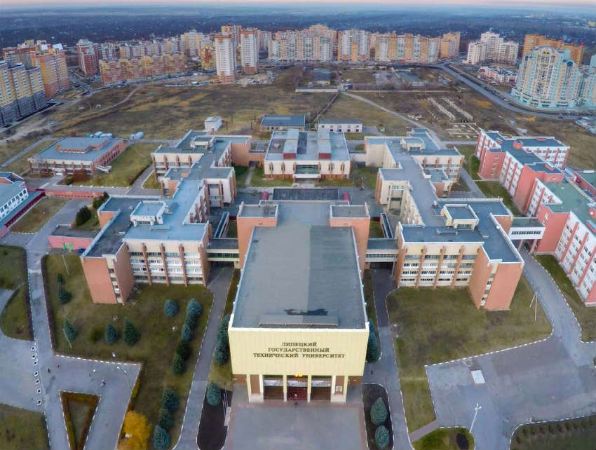 ЛГТУ кафедры, специальности - Липецкий государственный технический университет