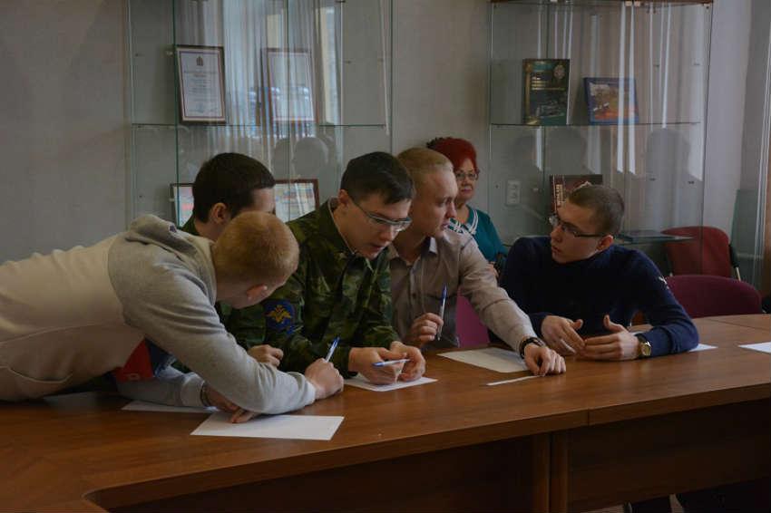 Факультет СибГУ науки и технологий имени Решетнева - Военный институт