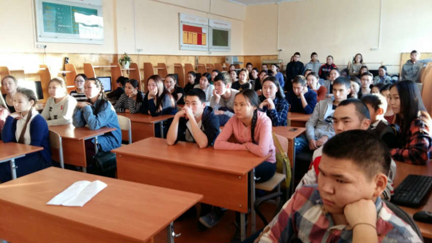 ТувГУ в городе Кызыле - Институт довузовского образования