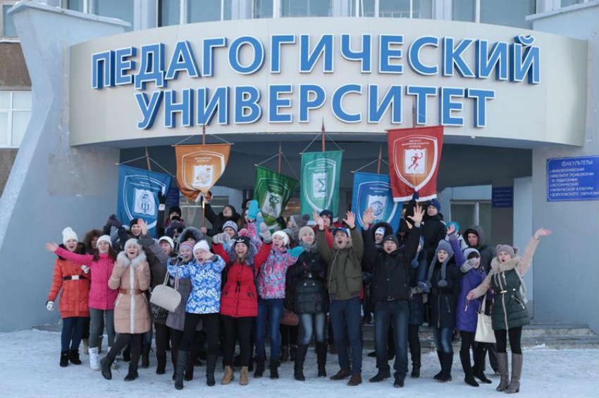 Университет АлтГПУ в городе Барнауле