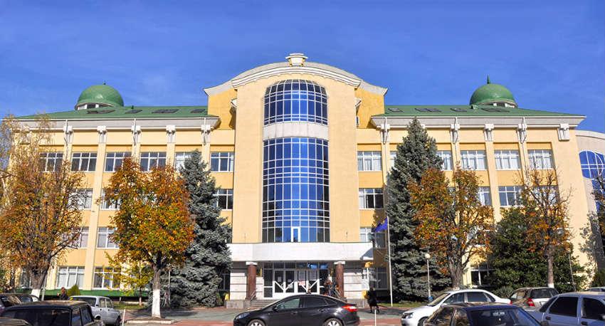 Университет АГУ в Майкопе