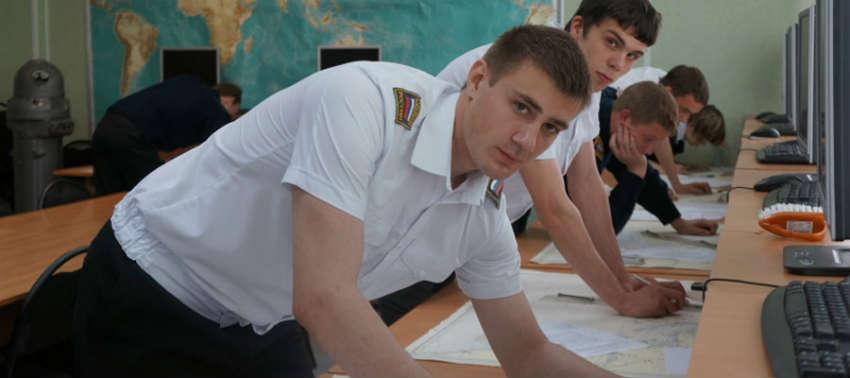 Архангельский морской рыбопромышленный техникум