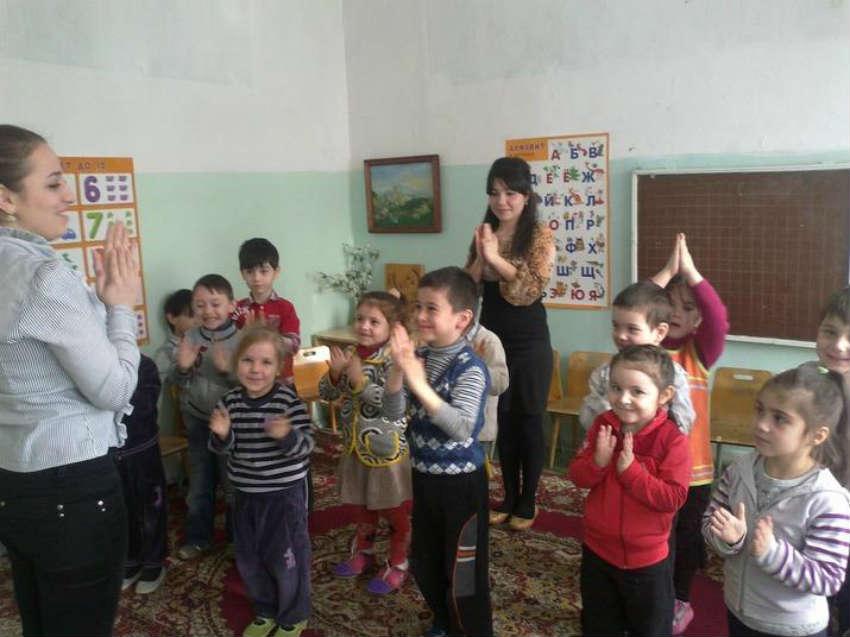 Факультет дошкольного образования в ДГПУ